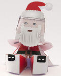 Rommy Santa Claus Caroline V