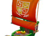Back to School Boat