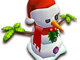 Sensible Snowman