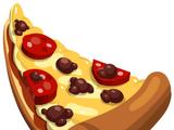 Meaty Pizza