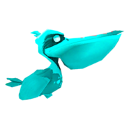 Pelican ghost