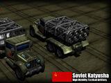 Katyusha Truck