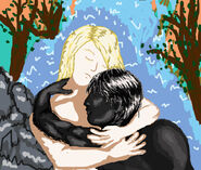 Jason and Harris wip coloring 2