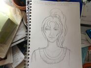Gloria scott sketch by jadis