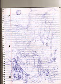 Harris and Jason on the beach sketch.jpg