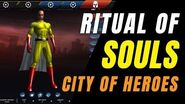 CITY OF HEROES (HOMECOMING Server) One Punch Man, Ritual Of Souls