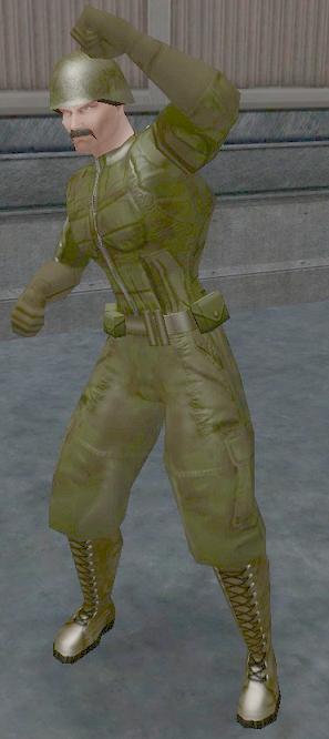 Spetsnaz Commandos