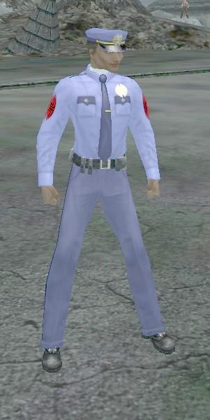 Rogue Island Police