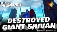 GIANT SHIVAN DESTROYED! • CITY OF HEROES 2020 Gameplay (Hour 28 Highlight)