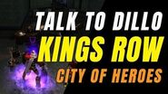 CITY OF HEROES HOMECOMING! Dillo In Kings Row!