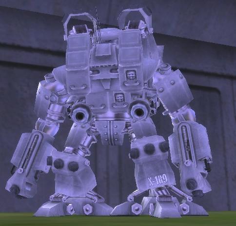 Kronos Class Titan