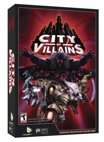City of Villains (Boxset)