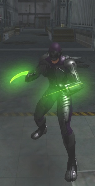 Vanguard Sword