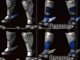 Costume Piece: Winged Boots