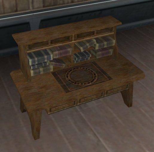 Clerk Desk