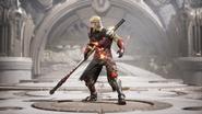 Wukong Fury skin