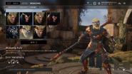 Wukong Citrine Fury skin