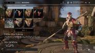 Wukong Crimson Future King skin