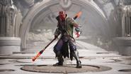 Wukong Infernal skin