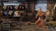 Wukong Ochre Royal skin