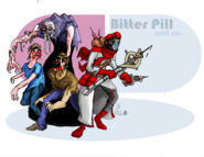 Bitter Pill colors