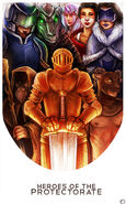 Heroes of the protectorate by lonsheep-dbl59to