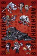 Slaughterhouse Nine by Scarfgirl