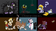 My little undersiders wildbow is magic by chromacurves-d7r5kr8