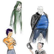 Faultline's Crew by DerTodesBote.jpg