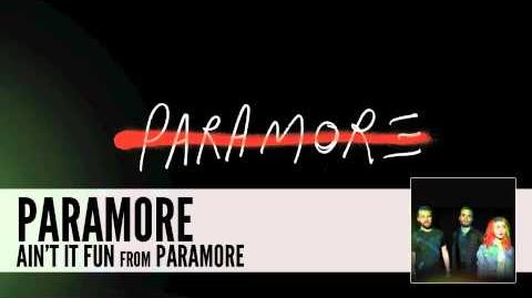 Current_Fave_Paramore_song!