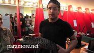 Paramore Alligator Meet & Greet