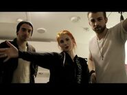 Paramore- Monster (Beyond The Video)