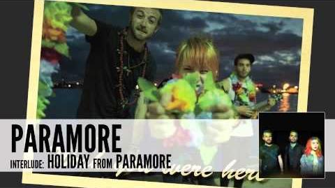 Paramore_interlude_Holiday_(Audio)