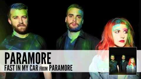 Paramore_Fast_In_My_Car_(Audio)