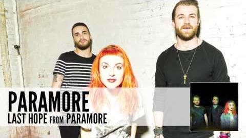 Paramore_Last_Hope_(Audio)