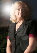 Bonnie Vent Headshot with light rays