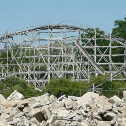 Abandoned Amusement Parks in New England