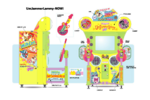 Arcade Cabinet design