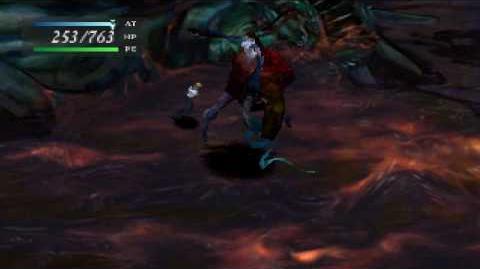 Parasite Eve PS1 Boss 12