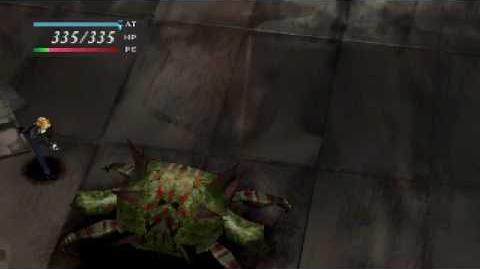 Parasite Eve PS1 Boss 8