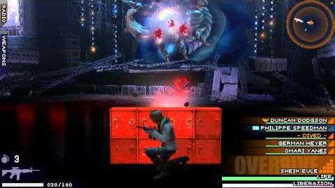 Helix Boss Fight