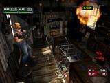 Parasite Eve II Gameplay