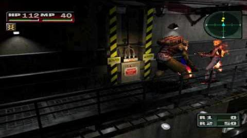 Parasite Eve 2 PS1 Boss 1