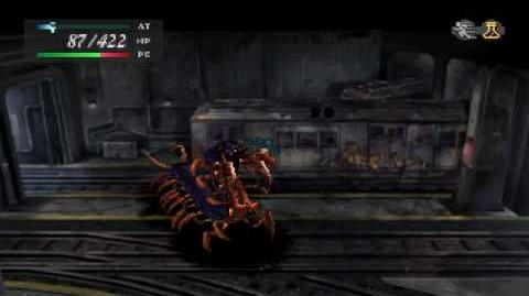 Parasite Eve PS1 Boss 9