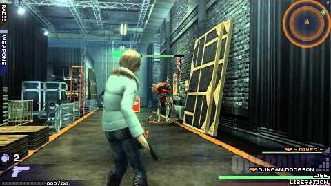 The 3rd Birthday - HD Gameplay PSP Emulator