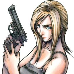 Parasite Eve Weapons