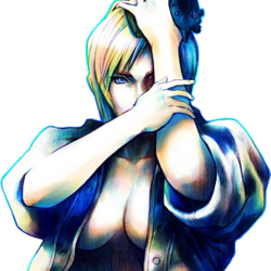 Parasite Eve II Weapons