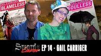 Tea-Punk, Vampires, and Gail Carriger - Sword & Laser ep