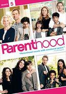 Parenthood S5DVD