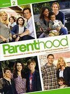 Parenthood S2DVD